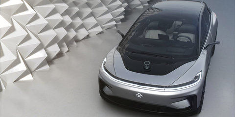Tata reportedly buys stake in Faraday Future amid executive departures