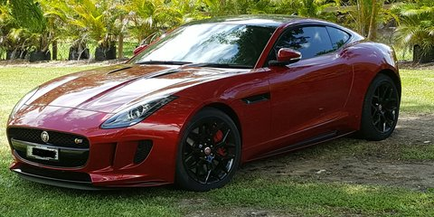 2016 Jaguar F-Type V6 S review