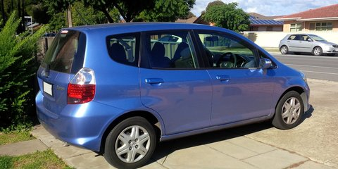 2007 Honda Jazz GLi Review