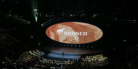 Ford Bronco locked in for 2020