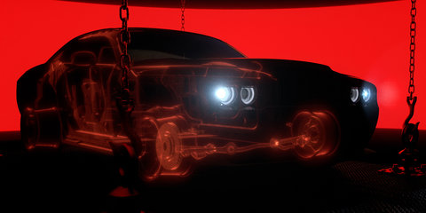 Dodge Challenger SRT Demon teased in new video