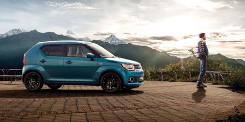 2017 Suzuki Ignis pricing and specs