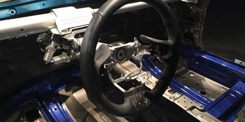 Lexus LC500 – same V8 engine, more torque, better sound