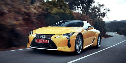 Lexus LC500:: 'The most rigid chassis Lexus has ever built'