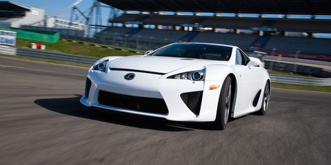 Lexus expands Takata airbag recall: LFA and IS models added
