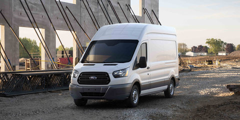 Ford recalls 400,000 Transit vans in North America, Australia unaffected