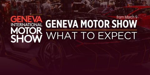 2017 Geneva motor show: What to expect