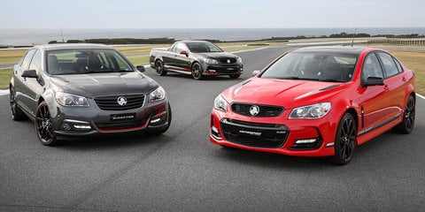2017 Holden Commodore Motorsport, Magnum and Director review: Race-certified Commodores driven