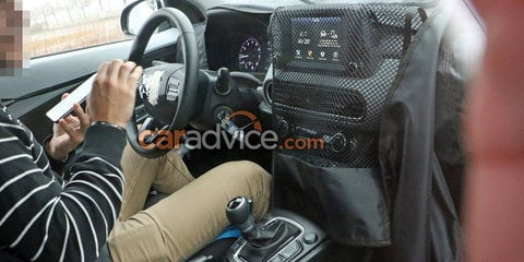 Hyundai sub-compact SUV spied inside and out ahead of Australian launch