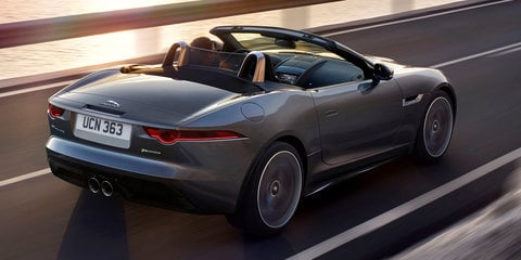 2017 Jaguar F-Type facelift unveiled with new 400 Sport, R-Dynamic models