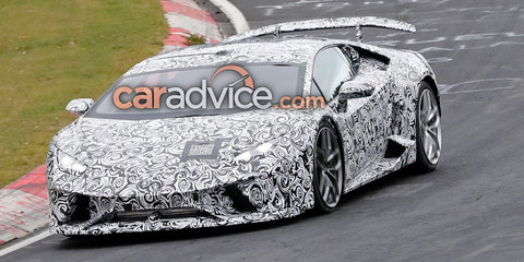 Huracan Performante: New hero Lambo will top the Aventador SV's Nurburgring time