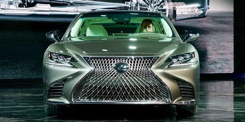 Lexus LS:: Autonomous driving not a priority