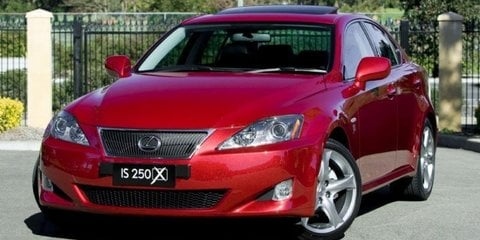 2008 lexus is250 x review caradvice. Black Bedroom Furniture Sets. Home Design Ideas