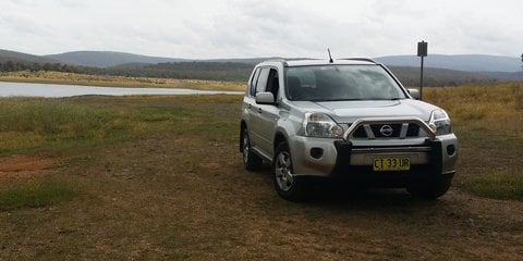 2009 Nissan X-Trail ST (4x4) Review