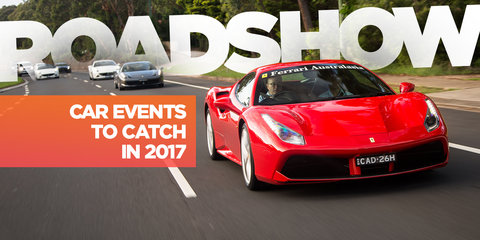 Roadshow: Upcoming car events across Australia