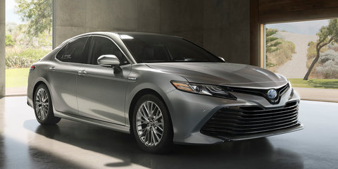 2018 Toyota Camry revealed:: Japan-built sedan in Australia from late 2017