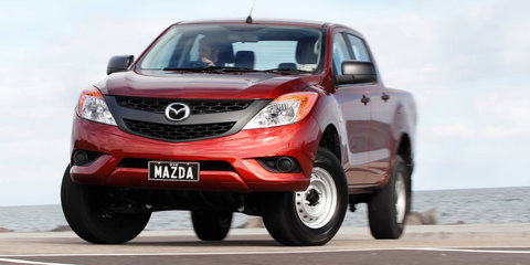 2011-2012 Mazda BT-50 recalled for transmission fix