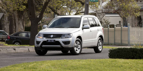 2008-13 Suzuki Grand Vitara recalled for gear shift fix