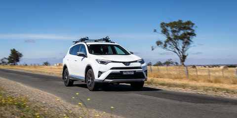 2017 Toyota RAV4 GXL long-term review four