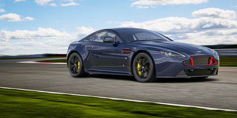 2017 Aston Martin V8, V12 Vantage S get wings thanks to F1 tie-up