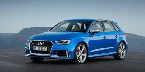 2018 Audi RS3 Sportback: Faster, lighter, more powerful