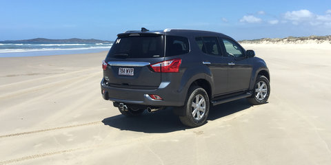 2016.5 Isuzu MU-X review