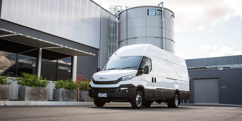 2017 Iveco Daily van review