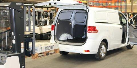 2017 LDV G10 diesel manual review