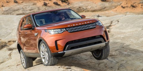 2017 Land Rover Discovery awarded five-star safety rating from Euro NCAP