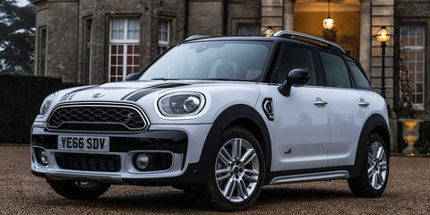 2017 Mini Countryman pricing to nudge $40,000