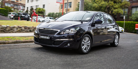2017 Peugeot 308 Active long-term review one