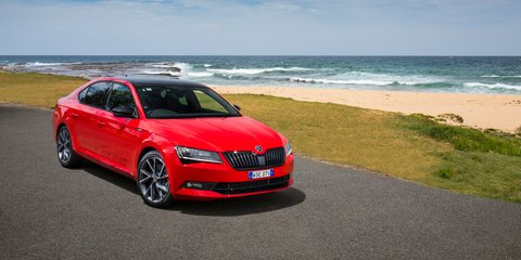 2017 Skoda Superb Sportline pricing and specs