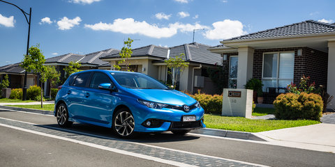 2017 Toyota Corolla SX review