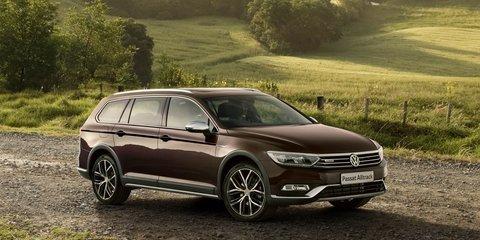 2017 Volkswagen Passat Alltrack Wolfsburg Edition on sale in Australia