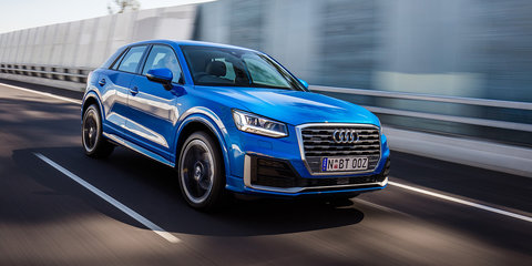 2017 Audi Q2 option packages detailed