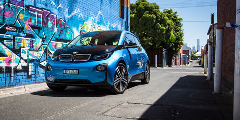 2014-16 BMW i3 REx recalled for fuel leak fix
