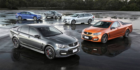 2017 Holden Commodore pricing and specs: Final run of locally-made range now on sale