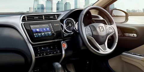Honda City facelift revealed for India, not for Oz