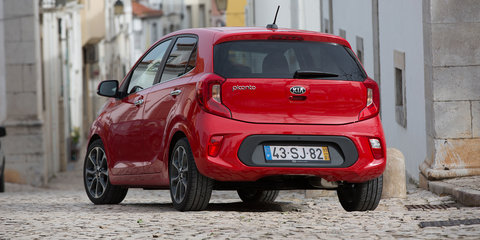 2017 Kia Picanto detailed ahead of Geneva debut, Australian specs to be confirmed