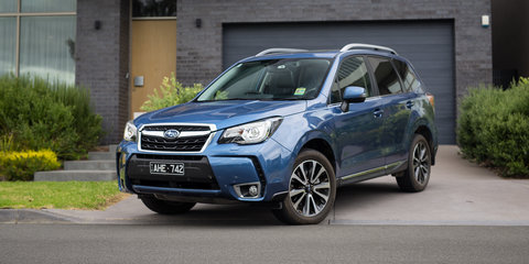 2017 Subaru Forester XT Premium review