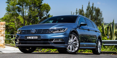 2018 Volkswagen Passat, Tiguan initial details revealed in updated brochures