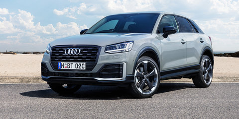 Audi Q2, A3 recalled for rear hub carrier fix
