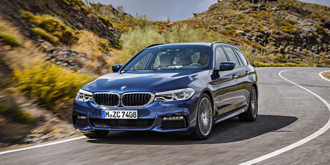 2017 BMW 5 Series Touring pricing and specs, here in October