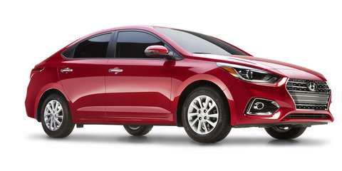 2018 Hyundai Accent sedan revealed  in Toronto