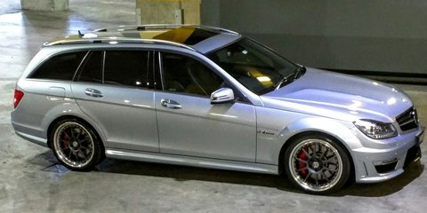 2012 Mercedes-Benz C63 AMG Review Review