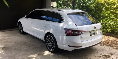 2017 Skoda Superb 162TSI review Review