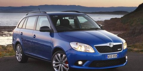 2013 Skoda Fabia Rs 132 TSI Review