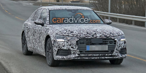 2018 Audi A6 spied - UPDATED with more images