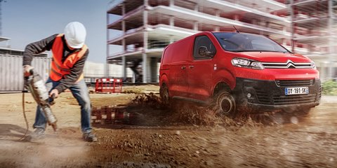 Citroen Dispatch van confirmed, Peugeot cans van plans