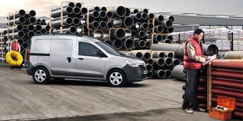 Budget Renault Dokker van on local agenda